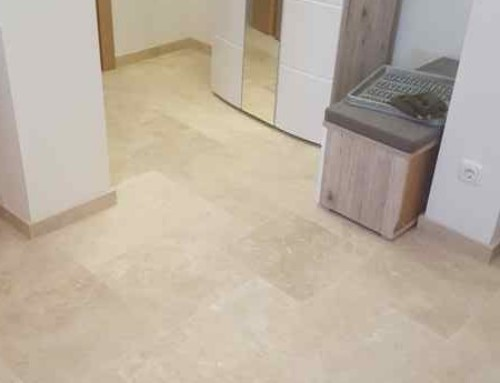 Marmor Boden